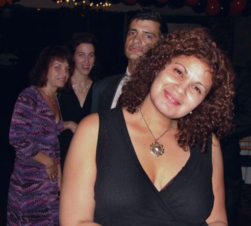 Carolyn Ciraco, Donna (Gelardo) Dente, Al Ciraco, and Martha (Bonilla) Talcovitz