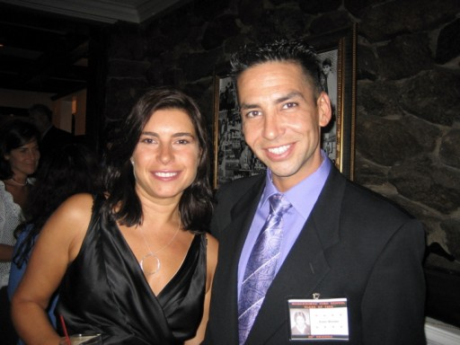 Julie Ann Gagliardi & Peter Roome
